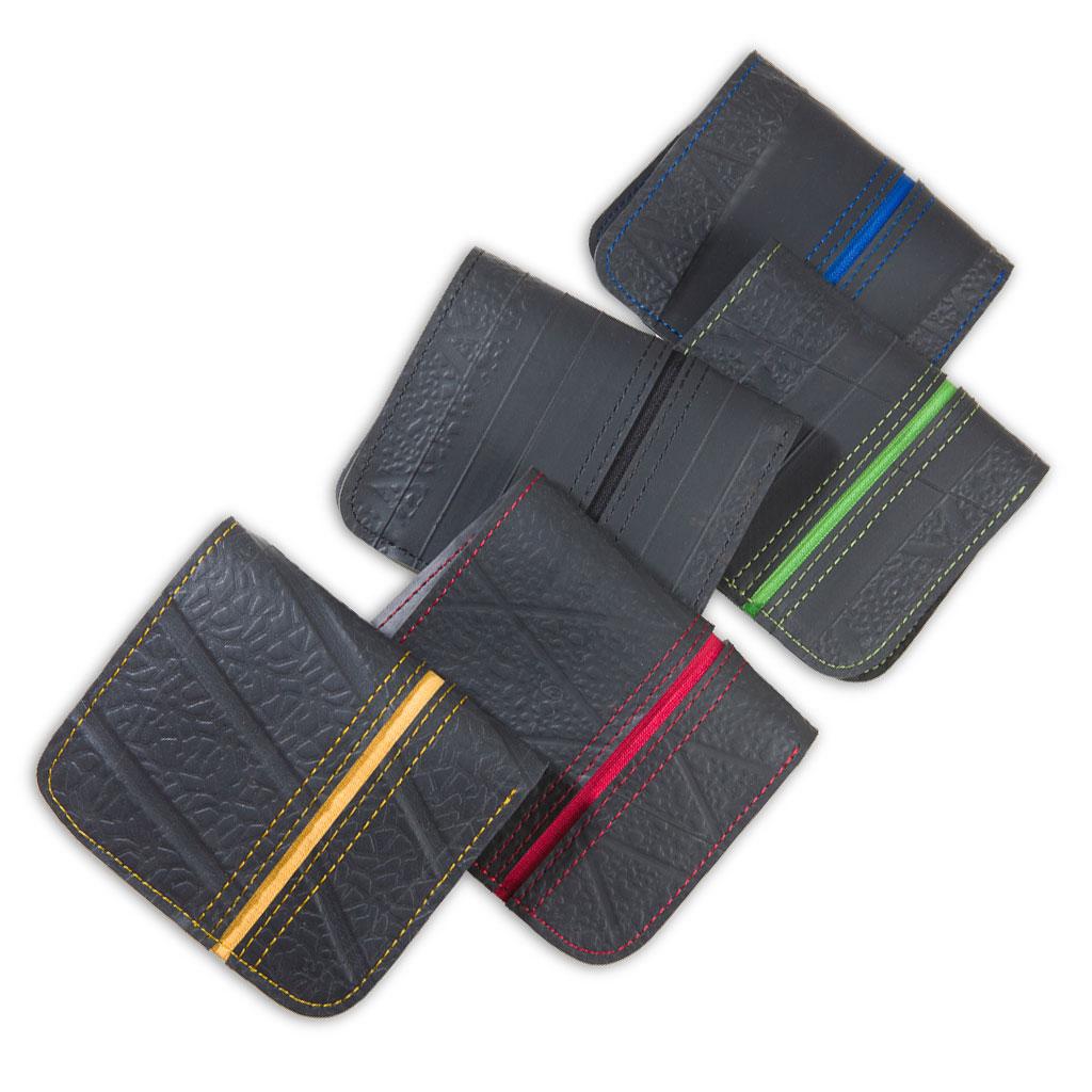Dody denarnice raznobarvne